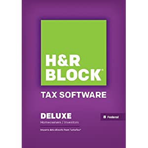 H&R Block Tax Software Deluxe 2013 Win [Download] Coupons Promo Codes Discounts 2013 images