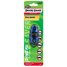 Slime 20074 Blue Keychain Digital Gauge