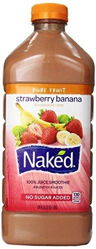 Naked Juice, Strawberry Banana, 64 Oz front-496557