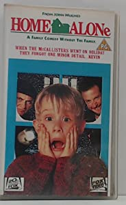 Home Alone [VHS]