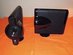 Reviews KEF MODEL3 Two-Way Closed Box Satellite Speakers - Black
