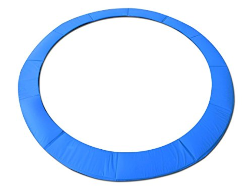 SkyBound-15-Foot-Blue-Trampoline-Pad-fits-up-to-8-Inch-springs-Standard
