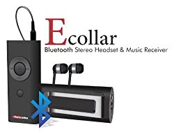 Portronics Ecollar Bluetooth Stereo Headset And Music Receiver