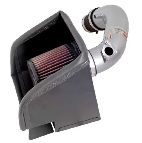 K&N 69-8613Ts Typhoon Silver Air Intake System