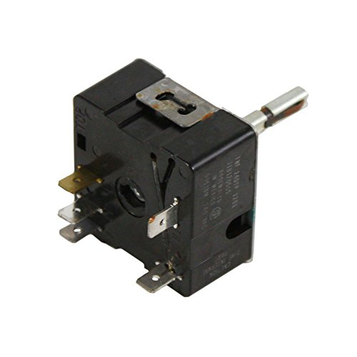 Frigidaire 318120505 Surface Element Switch, Unit back-142193