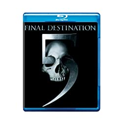 Final Destination 5 (Movie-Only Edition + UltraViolet Digital Copy) [Blu-ray]
