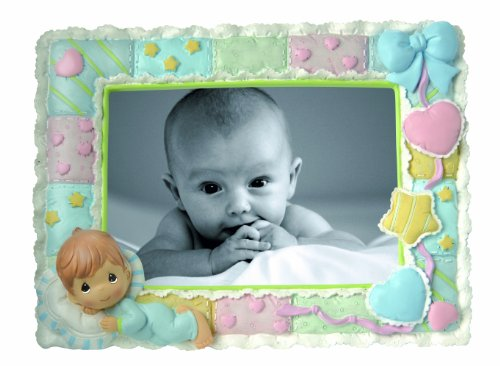 Precious Moments Precious Little Blessings Photo Frame, Boy
