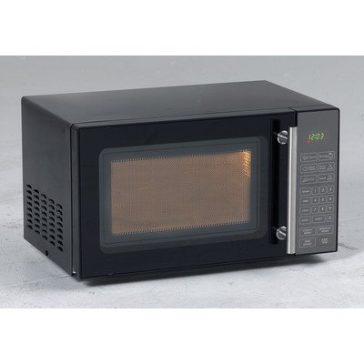 Avanti Model MO8003BT - 0.8 CF Microwave Oven - Black