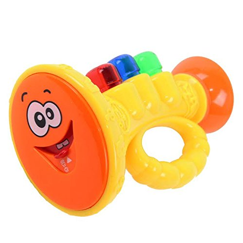 Dazzling Toys Battery Operated Kids Musical Horn