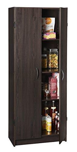 Closetmaid 1556 Pantry Cabinet Espresso Furniture Cabinets Storage Pantries