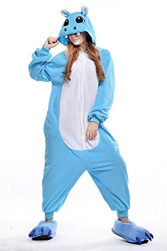 Costume Hippopotamus - Adult