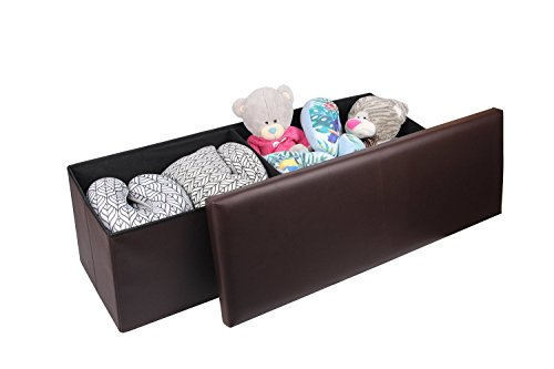 faux-leather-folding-storage-ottoman-bench-foot-rest-stool-433-brown-by-jane-victoria-furniture