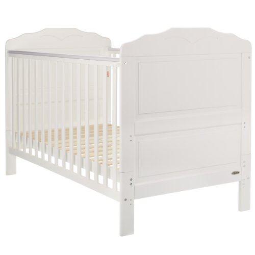 Obaby Beverley Cot Bed (White)