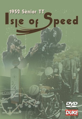 Isle Of Speed - 1952 Senior TT [AudioCD] [DVD]