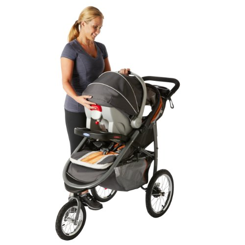 graco fastaction fold jogger click connect travel system click. Black Bedroom Furniture Sets. Home Design Ideas