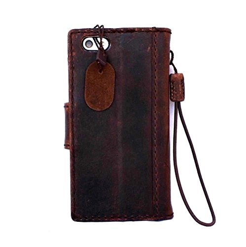 Genuine Real Leather Case for Iphon…