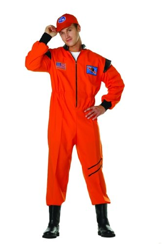 Adult Astronaut Costume Size X-large