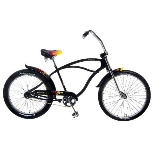 Amazon.com : Kustom Kruiser by GT Deuce Men's Cruiser Bike