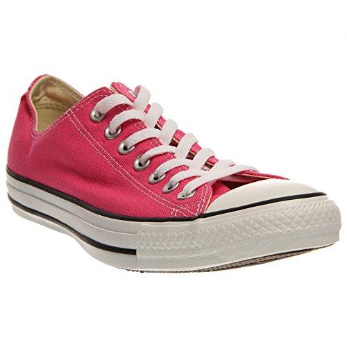 Converse Unisex Low Chuck Taylor Canvas Sneaker (8 B(M) US Women / 6 D(M) US Men, Pink Paper)