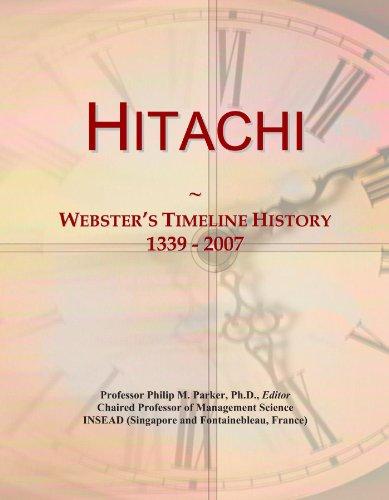 hitachi-websters-timeline-history-1339-2007