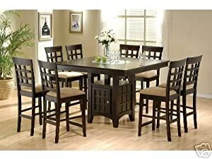 I Search For Information On The Slumberland Clearance Center And Other Dining Room Sets Saw That Price Of Counter Height Table