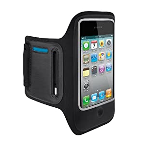 Belkin Dual Fit Armband for iPhone (Black)