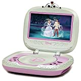 Portable Disney Princess DVD Player -- 7''