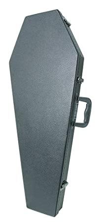 Official Coffin Case Guitar Hard Case