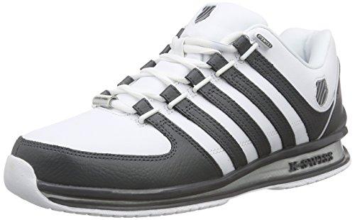 k-swiss-rinzler-sp-herren-sneakers-weiss-white-dark-shadow-gull-gray-45-eu-105-herren-uk