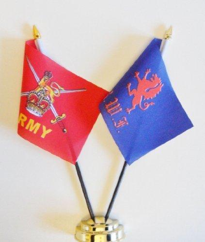 esercito-britannico-e-royal-welch-fucilieri-amicizia-tabella-bandiera-display-25-cm