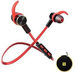 Sonyxer Waterproof Bluetooth Headphones Wireless Stereo headset Professional Sport Noise Cancelling earphone