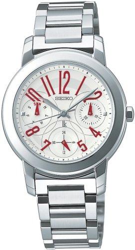 [セイコー]SEIKO 腕時計 LUKIA ルキア SSVB083 レディース
