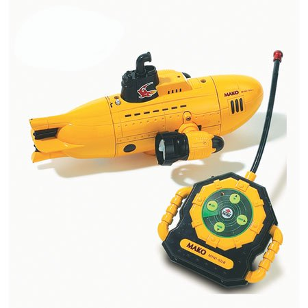 Swimline RC Submarine - 27 MHz