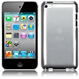 iPod Touch 4 4G 4th Generation Clear Slim Crystal Back Case From Keep Talking iPod Touch 4G Accessoriesby The Keep Talking Shop