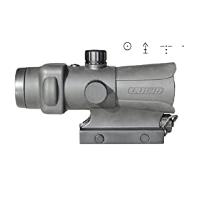 LUCID HD7 Red Dot Sight, Gen III (HD7) by Lucid
