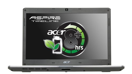 Acer AS4810T-6135 SU9400 1.4G 4GB 320GB DVDRW 14IN LAN W/ Bluetooth Windows 7 Home Premium Notebook