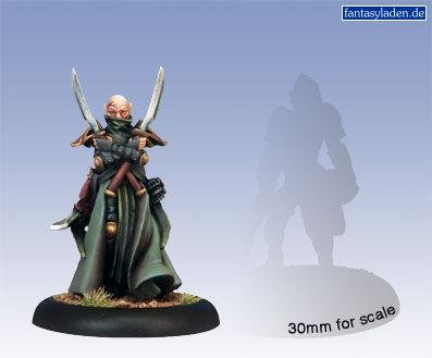 Privateer Press - Warmachine - Retribution: Narn Mage Hunter of Ios Model Kit