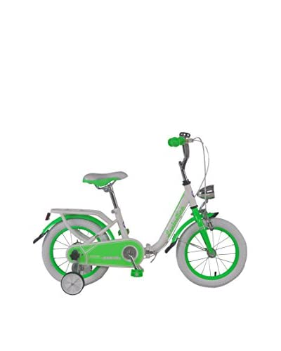 LAMBRETTINA Bicicletta Lambrettina 14 Folding Green