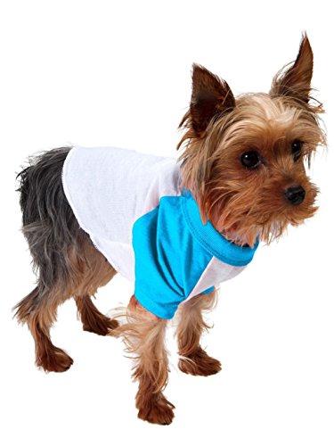 american-apparel-blanco-y-negro-adornos-perro-raglan