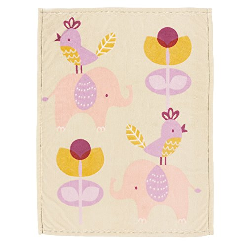 Lolli Living Surina Printed Plush Blanket