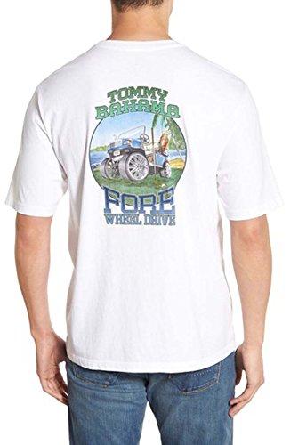 tommy-bahama-fore-wheel-drive-xs-bianco-maglietta