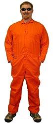 Nomex IIIA Coverall (4.5 Oz.) Size Small orange color