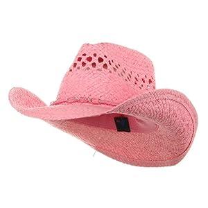 Cowboy Hat-Pink W32S16E