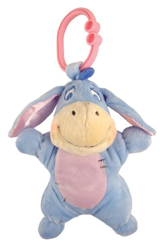 Kids Preferred Attachable Light Up Musical Toy, Eeyore front-995288