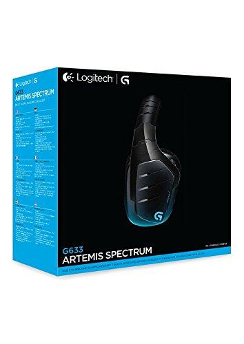 Logitech G633 Artemis Spectrum Pro Gaming Cuffie Con