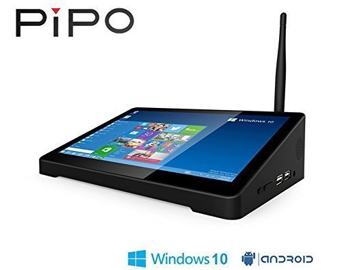 Bolv PIPO X9 8.9 inch 1920 x 1200 LCD screen display Dual Boot Smart TV Box Mini PC Windows 10 & Android 4.4 Intel Z3736F Quad Core 2.16GHz 2G+32G set-top box