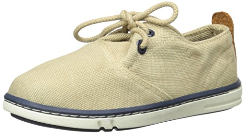 Timberland Handcrafted OT Flat (Toddler/Little Kid),Tan,10 M US Toddler