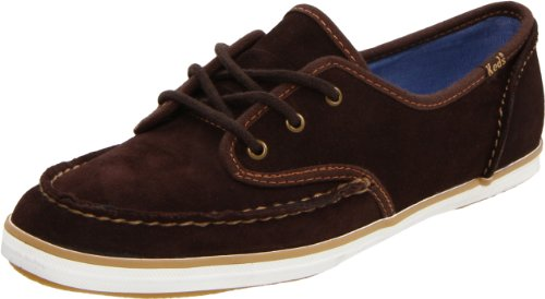 Keds Women's Skipper Slip-On Loafer, Coffee, 5.5 M US
