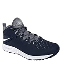 Nike Men's Huarache 4 LAX Turf Shoes 10 Navy