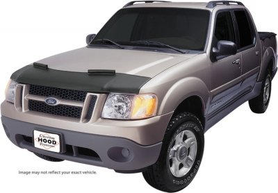 Custom Hood Protector 45079-01 Protects vehicle's hood from all weather conditions. Durable leather grain vinyl is micro-perforated to allow moisture to evaporate. Custom tailored for a sleek snug fit. Hood Guard (2015 Equinox Hood Protector compare prices)